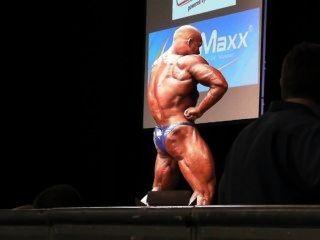 musclebull बेन नीले चमकदार posers