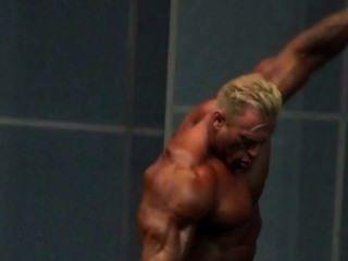 musclebull डेनिस: अर्नोल्ड क्लासिक यूरोप 2014
