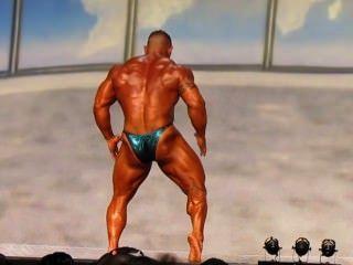 musclebull पुरुष: अतिथि 2014 यूरोपा पर प्रस्तुत