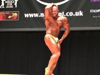 musclebull जोनाथन: Nabba दुनिया 2014