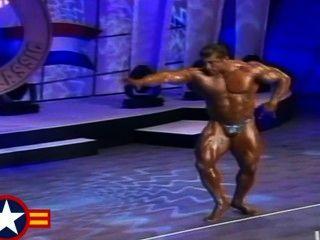 musclebull राजा Kamali: 2005 अर्नोल्ड क्लासिक