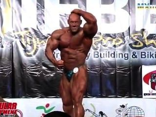 musclebull मार्टिन: IFBB तिजुआना समर्थक दिखाएँ 2013