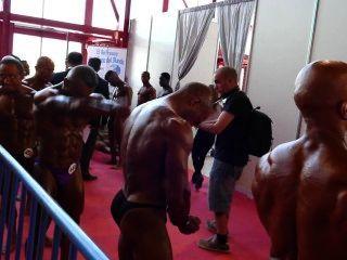 musclebulls: मंच के पीछे - अर्नोल्ड यूरोप शौकिया 2014 - 70kg के तहत