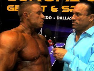 musclebull डैनियल: चैंपियंस के 2014 IFBB ओरलेंडो यूरोपा शो