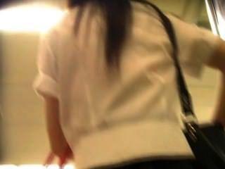 जापानी स्कूल लड़की