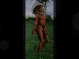 सफेद अफ्रीकी सेक्स देवी