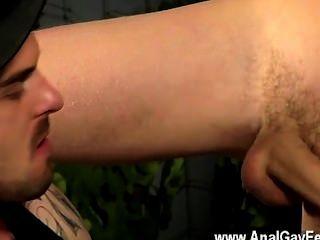 पुरुष मॉडलों Adam से पूरा करने के लिए wanked