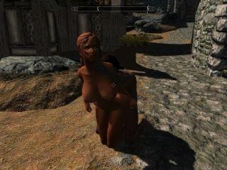 अल्ट्रा HD Skyrim हेनतई porn- vid 2
