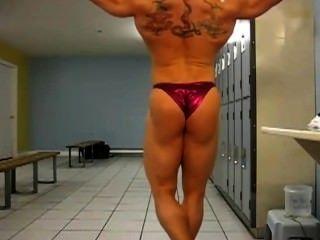musclebull चमकदार posers