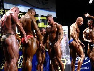 musclebull: प्रतियोगी कोई 152 - Nabba ऑस्ट्रिया ओपन 2014