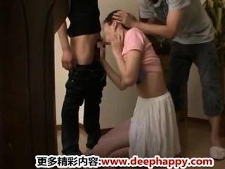 दो सींग जापानी दोस्तों कमबख्त गर्म माँ japan-adult.com/pornh