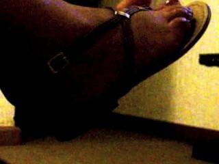 मेरे पैर की उंगलियों पर सह