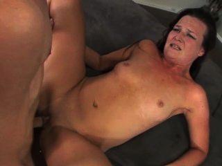 मेलिसा परमानंद उसकी एमआईएलए योनी गड़बड़ हो जाता है कच्चे