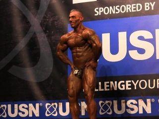muscledad एंडी polhill (एससीओ), Nabba ब्रह्मांड 2014