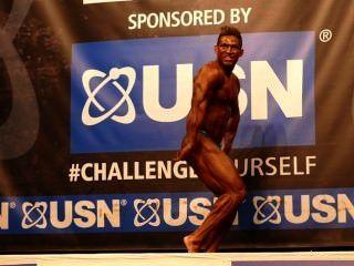 musclebull कार्लोस Velazco - कक्षा 3 - Nabba ब्रह्मांड 2014