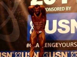 musclebull फ्रिट्ज डेविड reigler - कक्षा 1 - Nabba ब्रह्मांड 2014