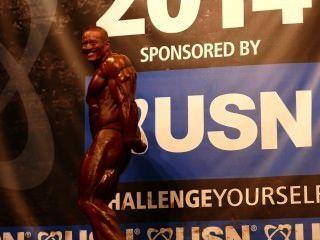 roidgutted musclebull डेव titterton - पेशेवर - Nabba ब्रह्मांड 2014