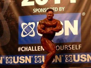 roidgutted musclebull जॉर्डन पीटर्स - कक्षा 3 - Nabba ब्रह्मांड 2014