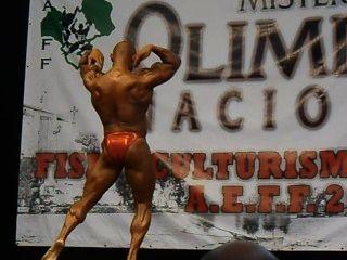 muscledad xisco ओलिम्पिया Nacional aeff 2012