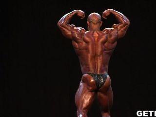 प्रो musclebull माइक kefalianos ग्रां प्री घर प्रो 2014