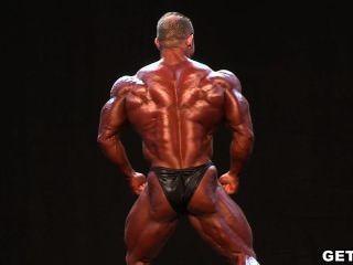 प्रो musclebull रोनी rockel ग्रां प्री घर प्रो 2014