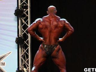 प्रो musclebull मोहम्मद bannout ग्रां प्री घर प्रो 2014