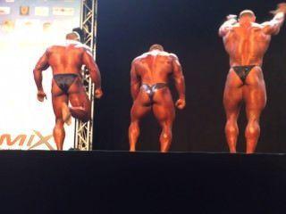 प्रो musclebulls Fedorov, lesukov, shabunia ग्रां प्री घर प्रो 2014
