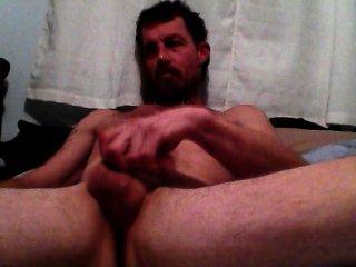 मेरे गधे जीभ और मेरी गेंदों चाटना