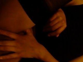 काले मोज़ा में गुदा सेक्स
