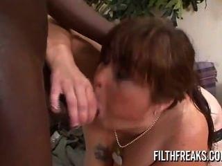 filthfreaks - वेरोनिका पैंदा बीबीडब्ल्यू अंतरजातीय