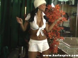 कार्ला मसाला - मेरे गर्म चाल दिखा