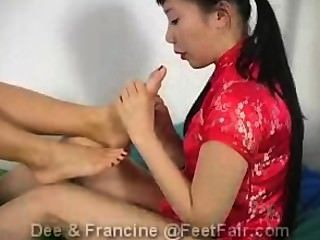 पैर निष्पक्ष डी और Francine भाग 1