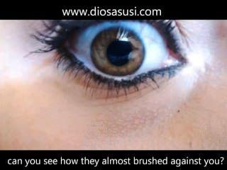 fetichismo डी Ojos - आंखों बुत