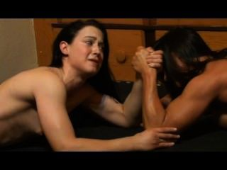 महिला कुश्ती लड़कियों