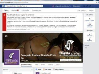 Aviso फेसबुक - denuncia फेसबुक करते हैं - fotografo erotico Ribeirao Preto-सपा