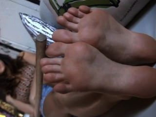 जेमी डेनियल पैर पीओवी