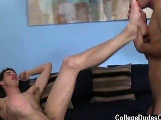 नग्न पुरुषों मुनरो सैम TRUITT fucks aj