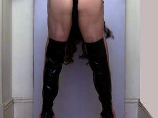 जेसिका सीडी एडिलेड नए जूते और गर्म गधा दिखावा