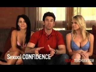 2 लड़कियों को सेक्स सिखाने: यह एक घोटाला है?