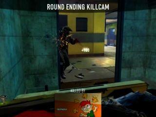 बदमाश killcams प्रकरण # 1