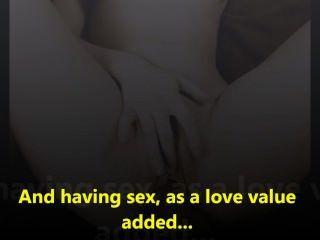 जोड़ा एक मूल्य के रूप में सेक्स