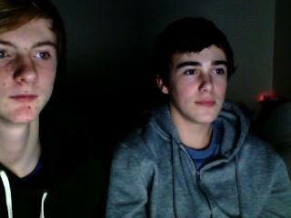 दो लड़कों एक सांचा