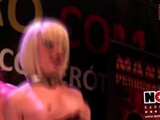 नोरा बार्सिलोना एन एल त्योहार erotico de Alicante 2014