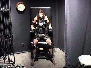 selfbondage कुर्सी