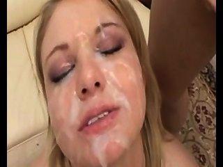 वीर्य के चेहरे: एमिली evermoore