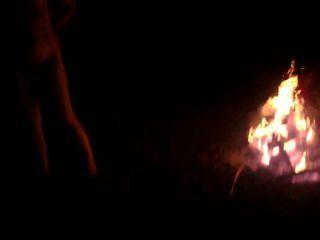 वन रात के समय में कट्टर
