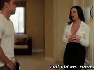 माँ घर पर सेक्स पिता के लिए उसे कदम बेटे seducing नहीं - hotmoza.com