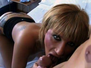 गर्म पत्नी दरार वेश्या