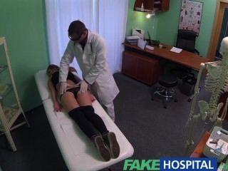 नकली अस्पताल रूस