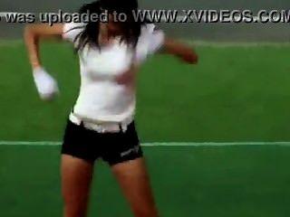 हॉट कोरियाई चियरलीडर्स सेक्सी डांस